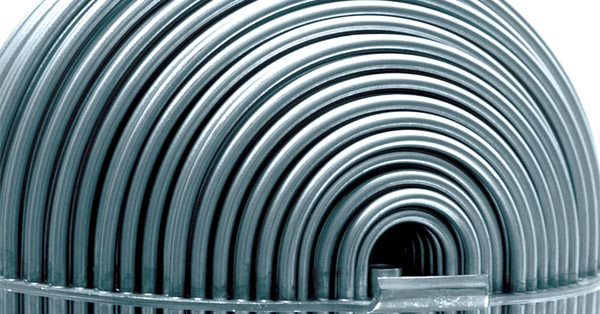 Fine Tubes manufactures a range of high specification tubes for shell and tube heat exchangers