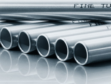 High strength titanium tubes manufactured by Fine Tubes are used in critical applications