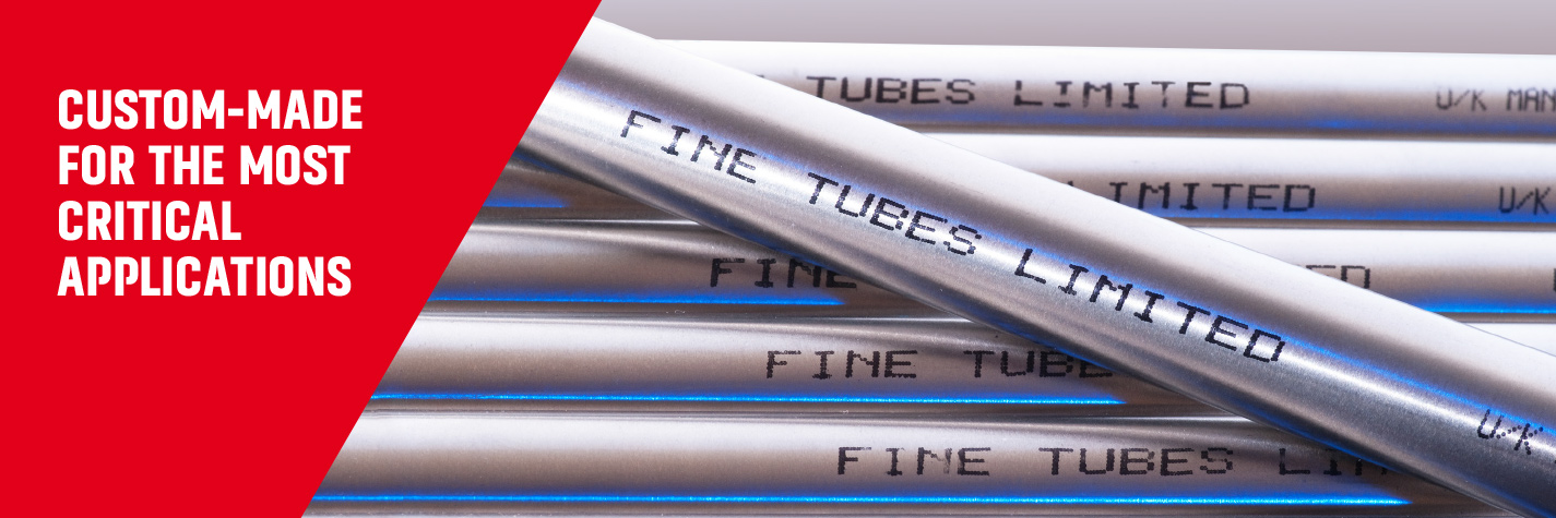 Custom-made precision tubes for super critical applications
