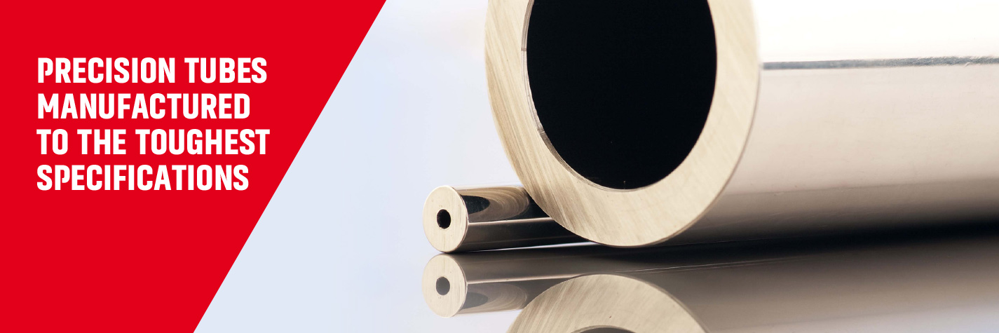High quality metal tubes manufactured by Fine Tubes